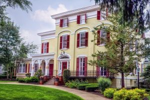 Historic homes in Asheville for sale